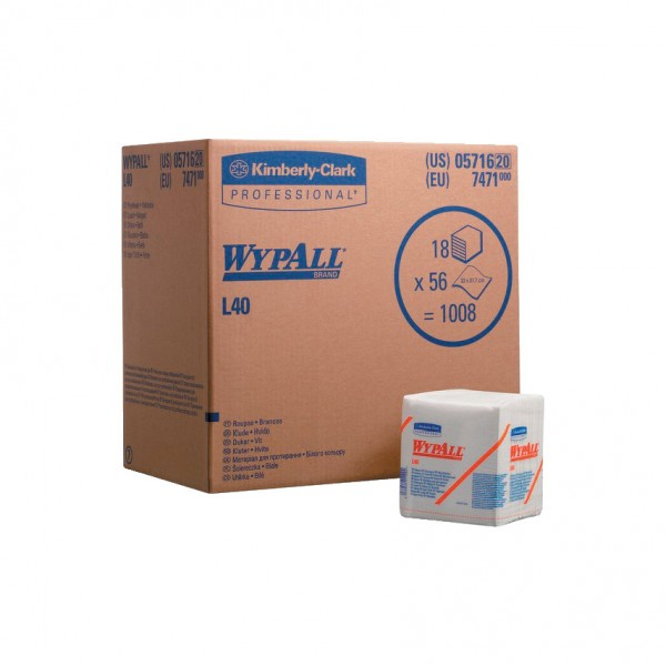 WYPALL® L40 Tücher von Kimberly Clark Professional