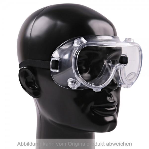 Schutzbrille antibeschlag transparent