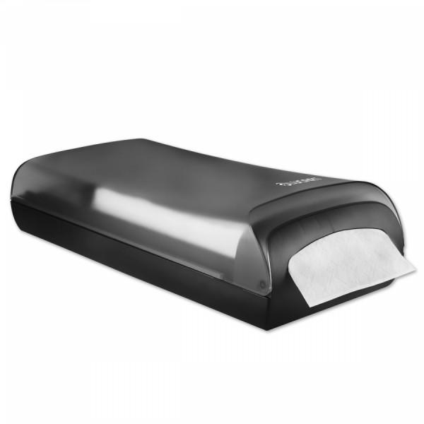 LUCART Thekenspender COUNTER schwarz/grau