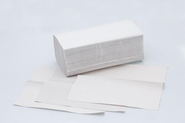 IBEKOClassic Falthandtücher natur/grau