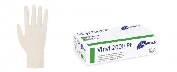 Meditrade® VINYL 2000 - Größe S