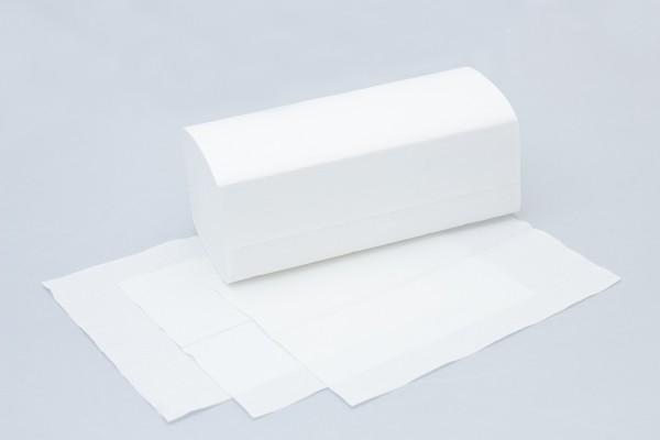 IBEKOClassic Falthandtücher hochweiß