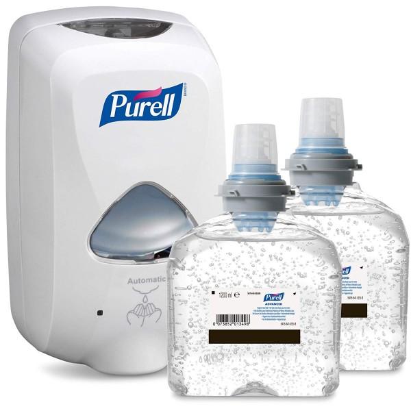 PURELL® TFX™ Starter Kit (inkl. 2 Kartuschen)