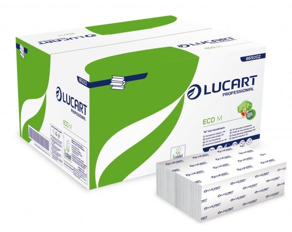 LUCART ECO M - Interfold-Handtücher