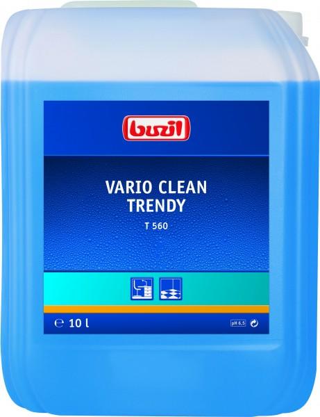 Buzil Vario Clean Trendy (T560) Schonreiniger 10L Kanister