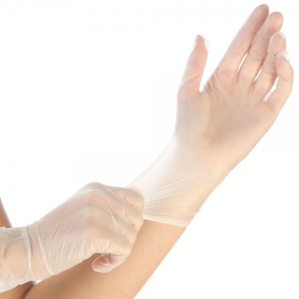 HYGOSTAR Vinyl-Handschuhe IDEAL