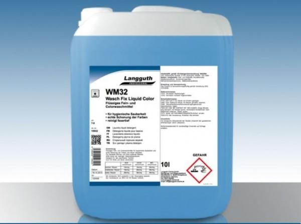 Wasch Fix Liquid Color (WM32) 10L Kanister