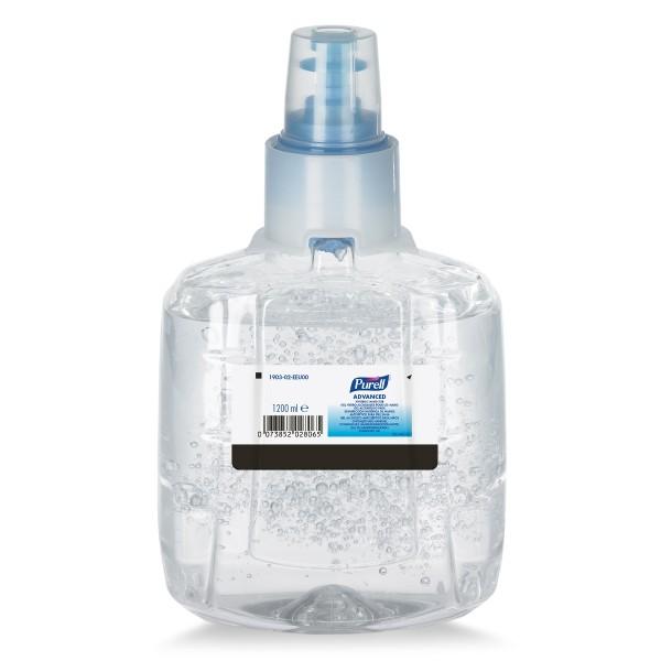 PURELL® Advanced Händedesinfektionsgel 1.200 ml LTX-12
