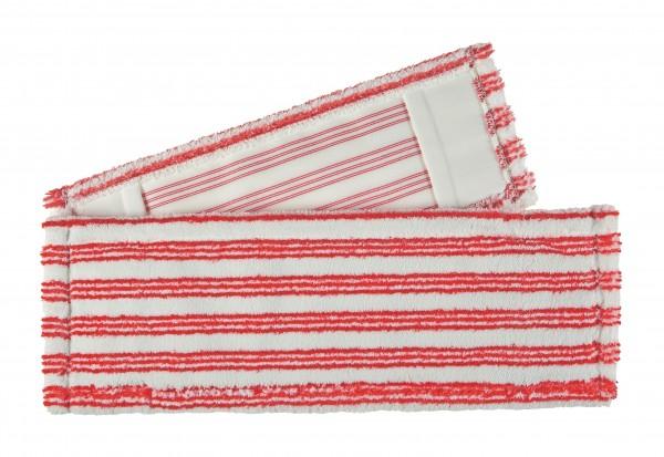 Meiko Microfaser-Borsten-Mopp Sani Correct weiß-rot