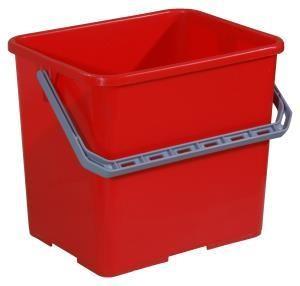 WetLine Eimer 6 Liter für Clean Reinigungswagen 1724P