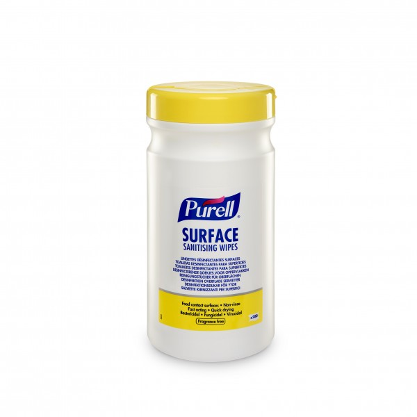 PURELL® Surface Sanitising Wipes (200er Dose)