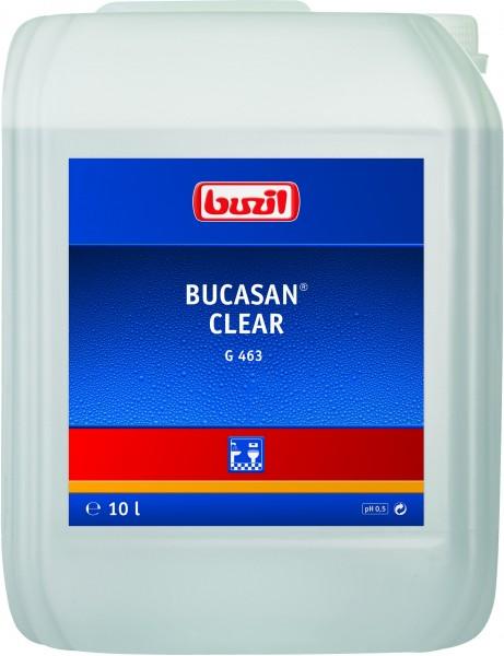 Buzil Bucasan® Clear (G463) 10L Kanister