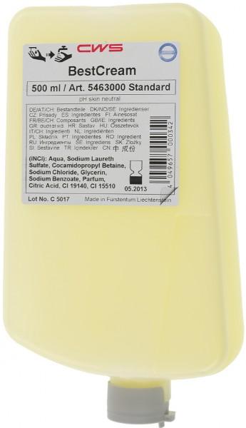 CWS BestCream Seifencreme Standard 500 ml