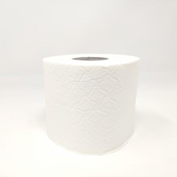IBEKO Classic Toilettenpapier Comfort 3-lagig Zellstoff 250 Blatt