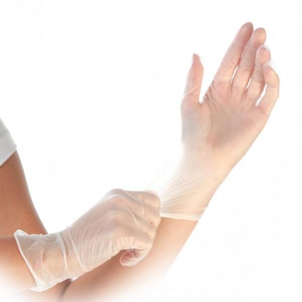 HYGONORM Vinyl-Handschuhe IDEAL FIT